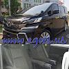 Tempat Sewa Mobil Velfire Terbaik Di Semarang