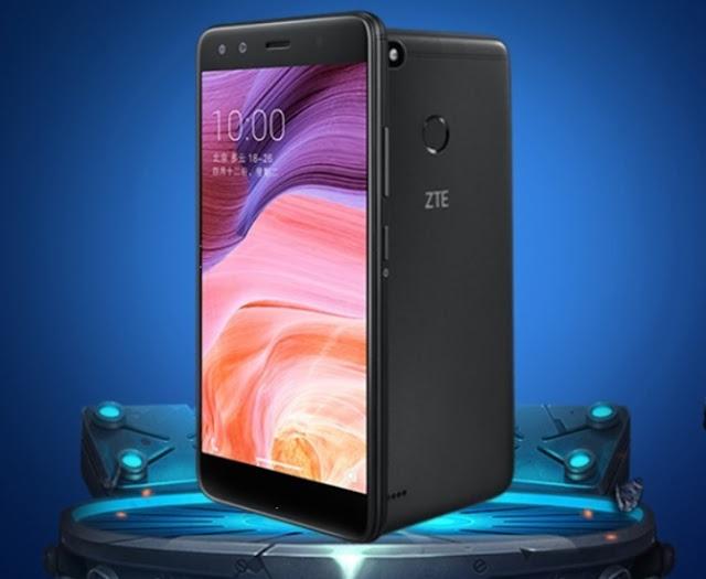 ZTE Blade A3 Smartphone With Dual Selfie Camera