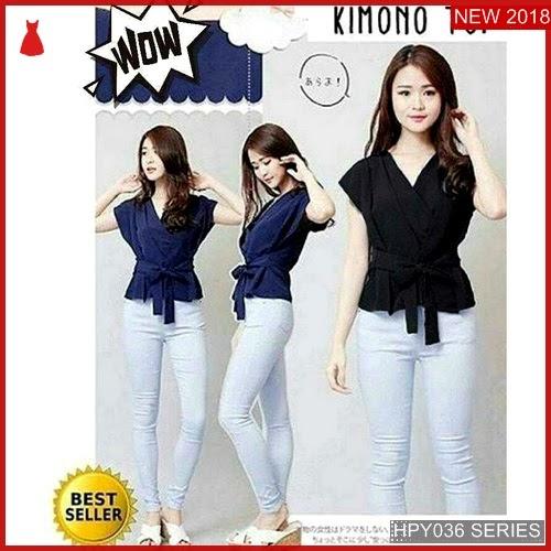 HPY036B140 Blouse Kimono Anak Top Murah BMGShop