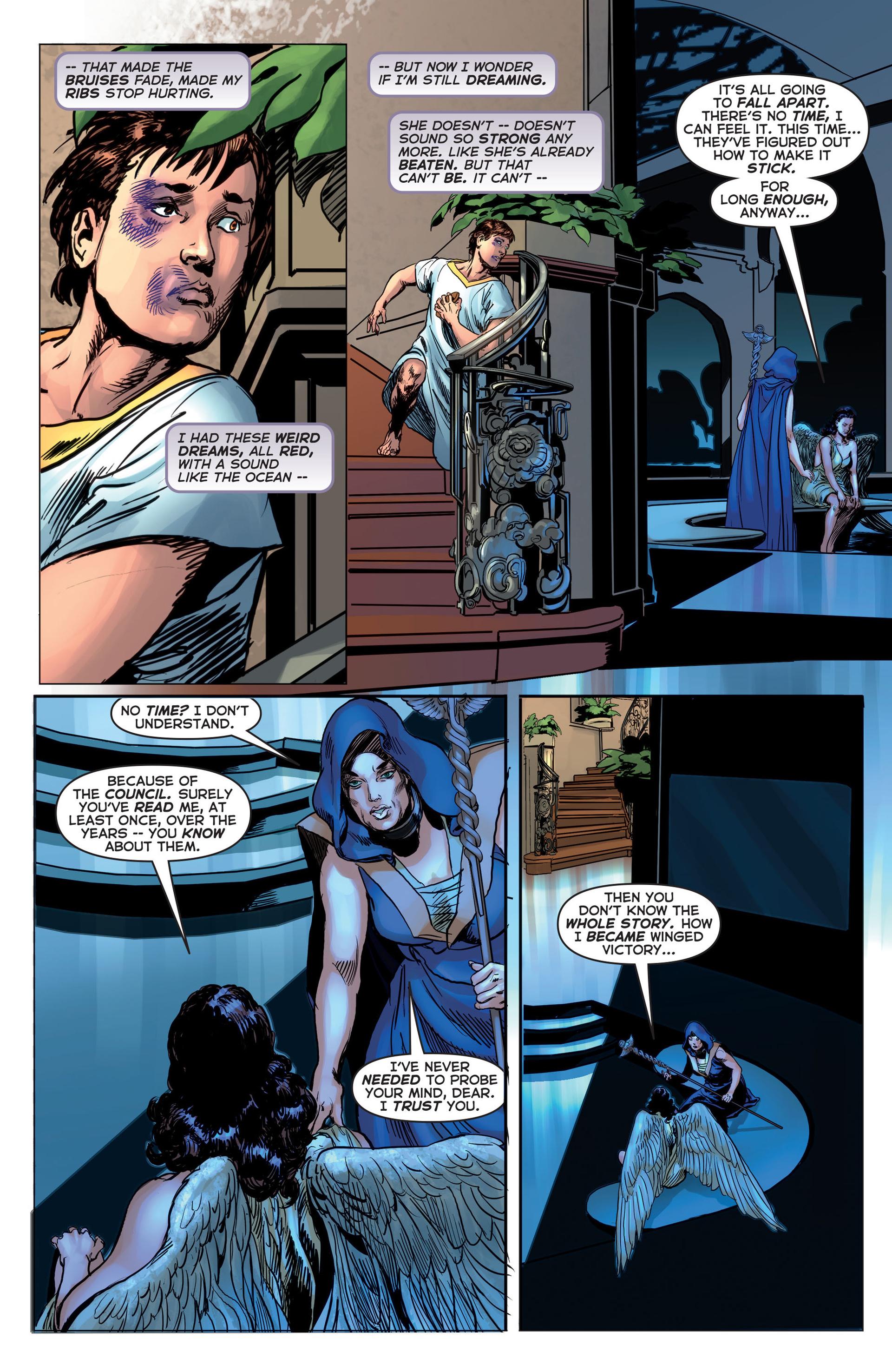 Read online Astro City comic -  Issue #7 - 19