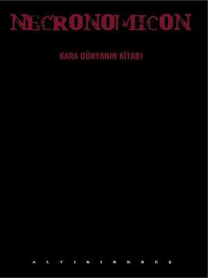 kara dünya kitabı