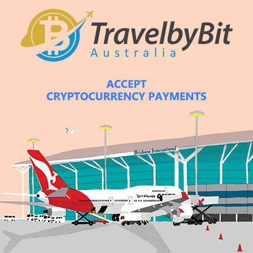 38a83933ef85 Brisbane Airport to accept cryptocurrency payments, partners with ...