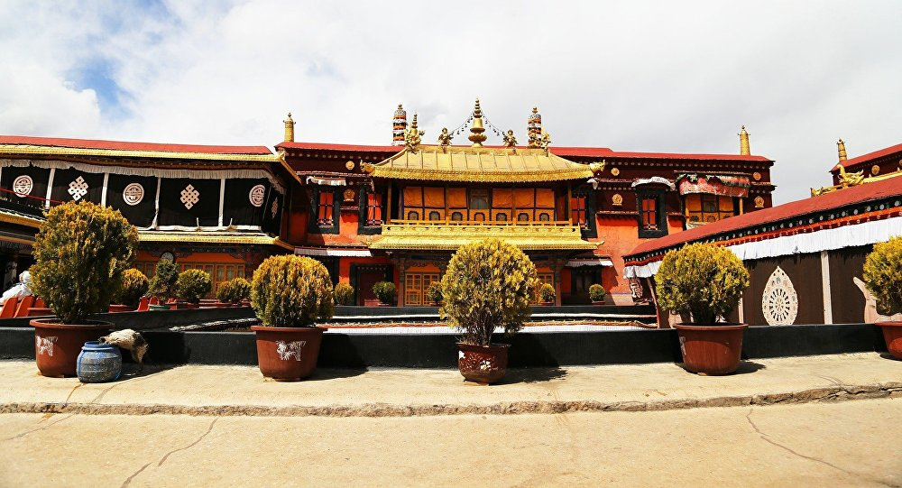 Pha That Luang Temple in Laos