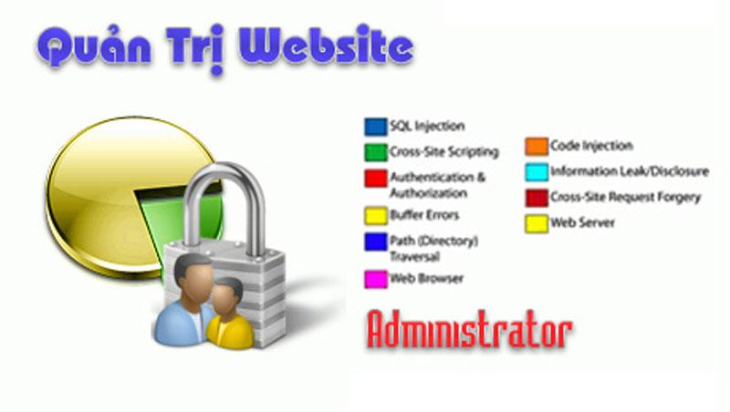 Quản trị website giá rẻ tại Dầu Tiếng, Bầu Bàng