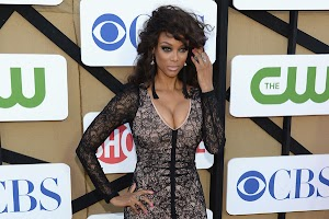 Press criticized the fashionable image Tyra Banks