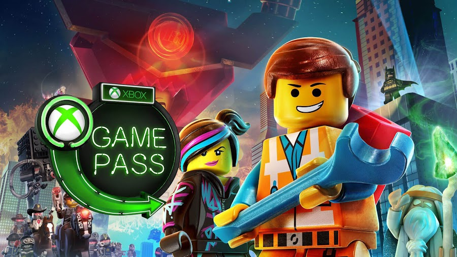 xbox game pass 2019 the lego movie video game