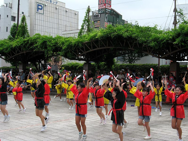 Kaikoku-sai (festival of opening up the country), Yokosuka, Kanagawa