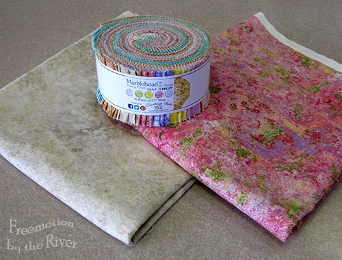 Marblehead Pleasing Pastels from Fabri-Quilt