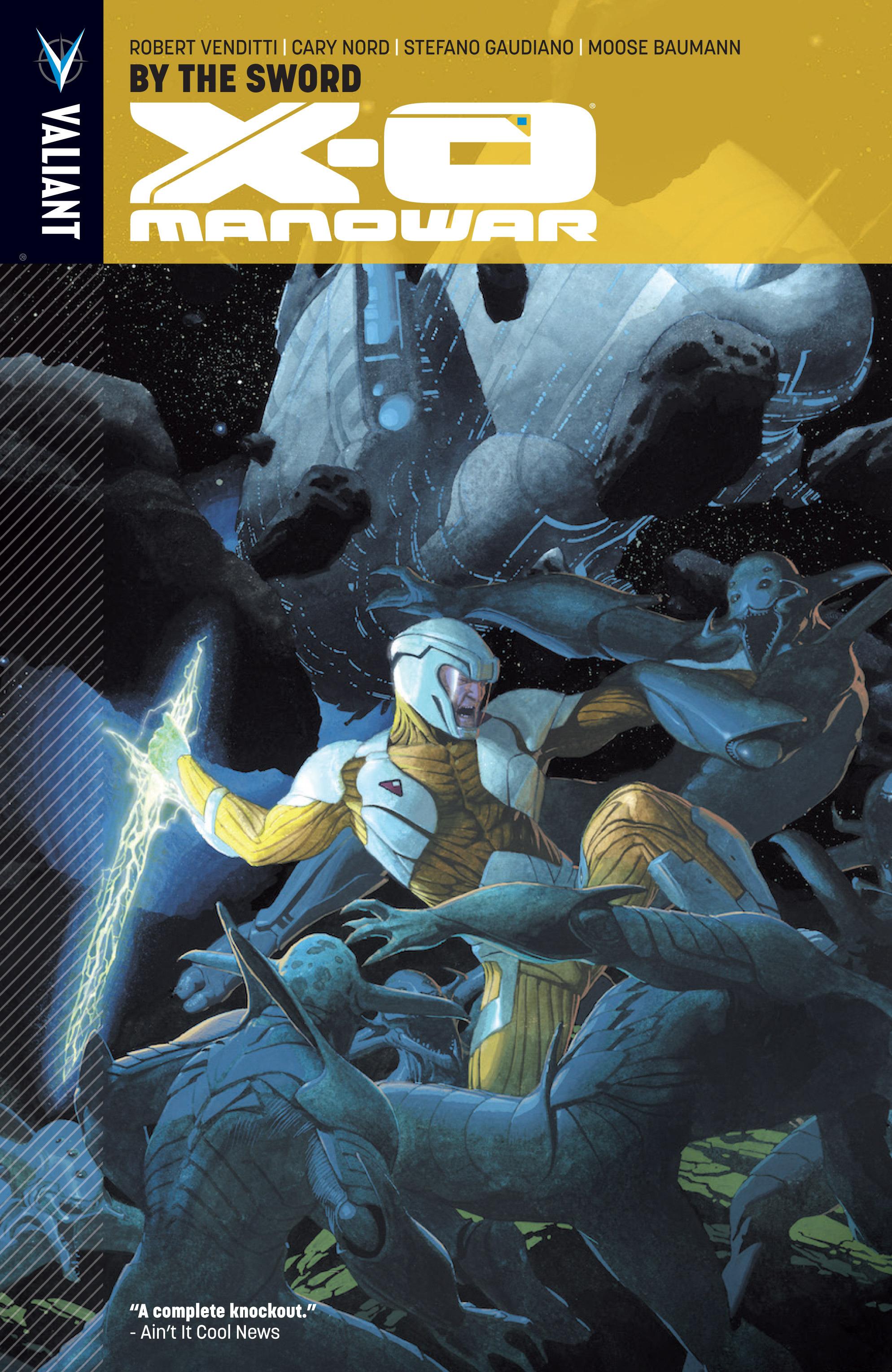 X-O Manowar (2012) _TPB_1 Page 1