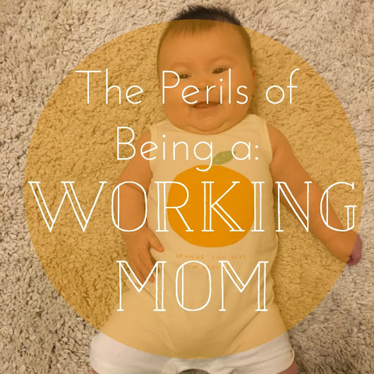 The Failing Schedule of a Working Mom
