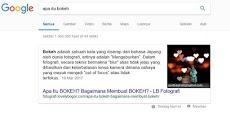 Tanpa Promosi dan SEO Bisakah Sebuah Tulisan Masuk di SERP Google