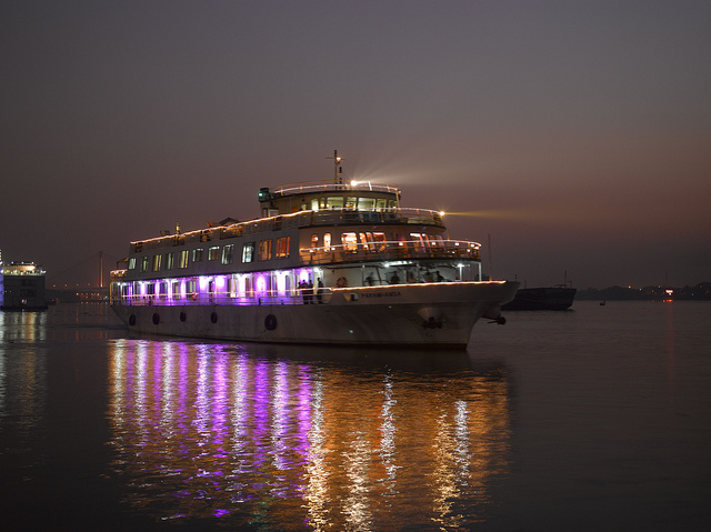 Sunderbans Luxury Cruise