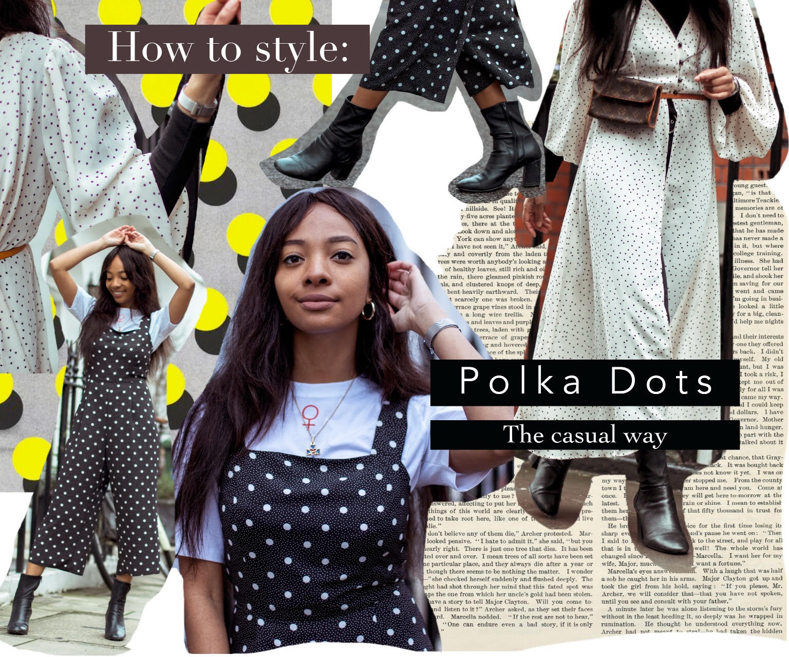 Trends of 2018: Polka Dots