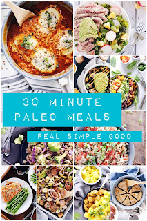 30 Minute Paleo Cookbook
