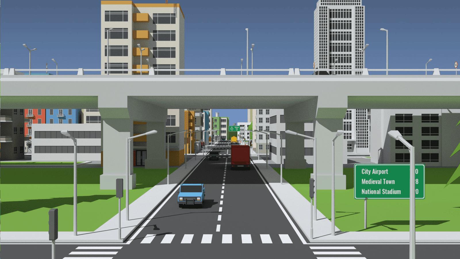 SimplePoly Urban - VenCreations
