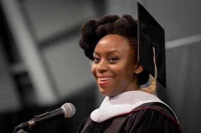 Chimamanda Adichie Awarded Doctor of Letters by University of Edinburgh