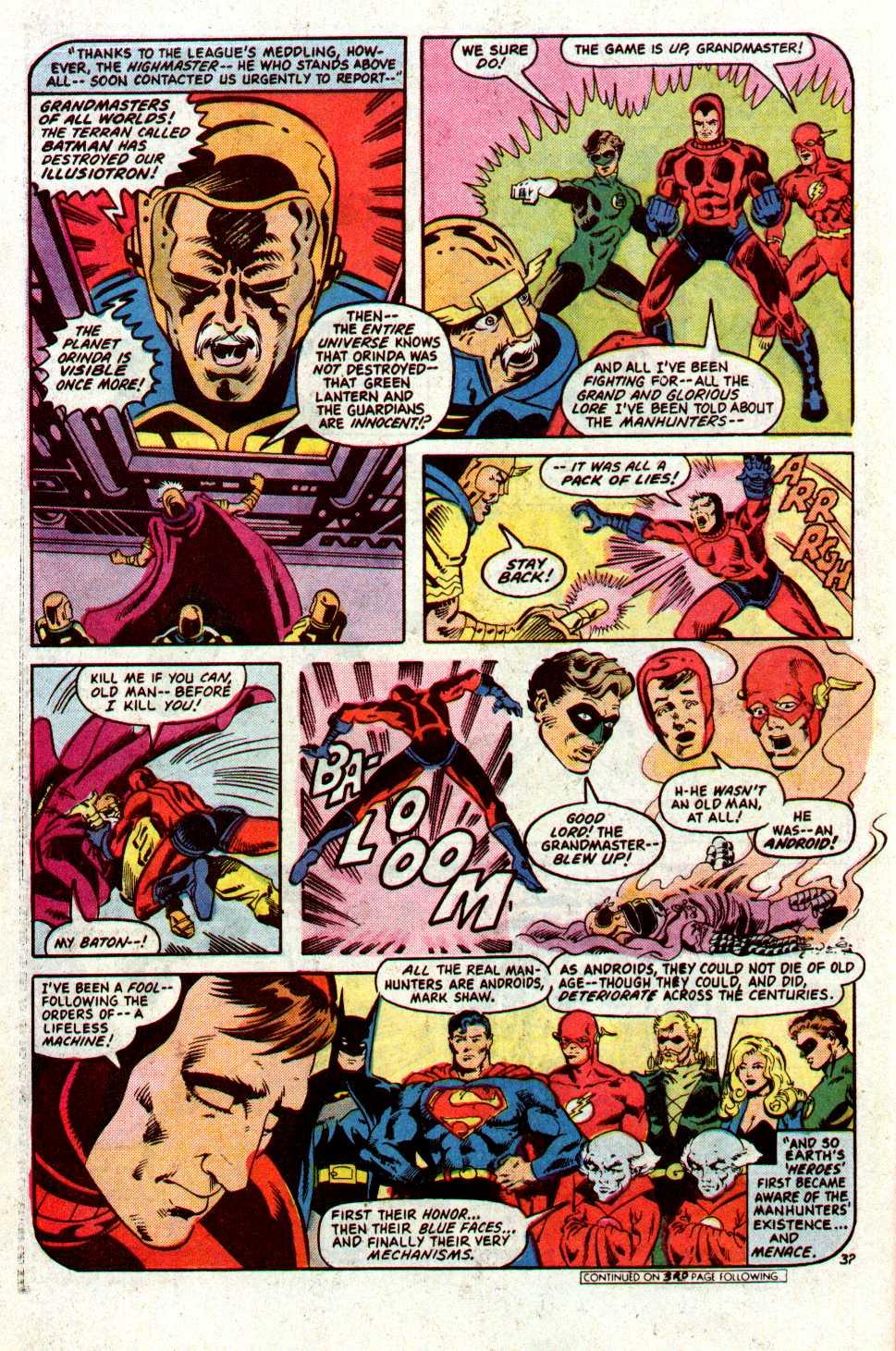 Read online Secret Origins (1986) comic -  Issue #22 - 33