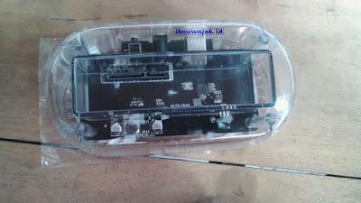 spesifikasi harddisk docking orico transparan