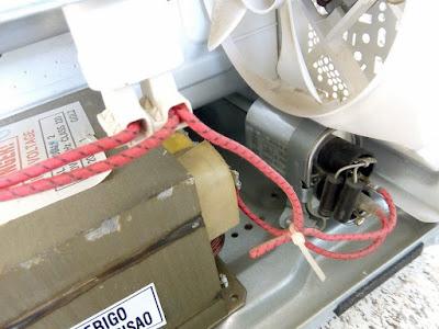 Microndas Brastemp Ative Capacitor