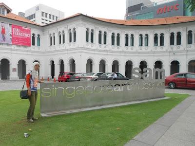 singapore are museum, SAM,
