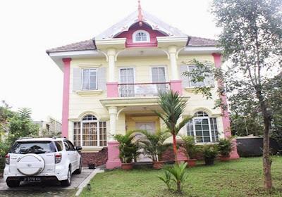 Rumah Siap Huni di Tulip Country Wood Sentul City Bogor (code:74)