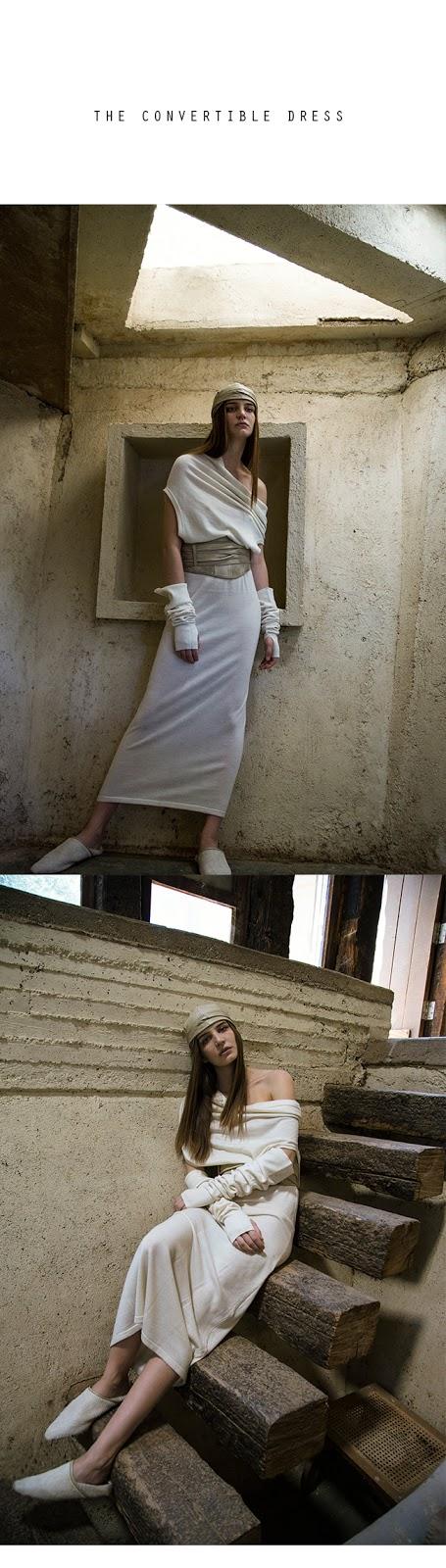 The Convertible Dress by Nicholas K