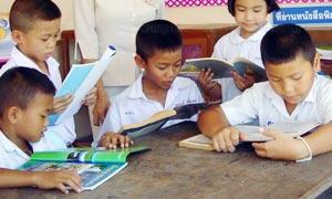 ผลสำรวจเด็กนักเรียนไทยกับการอ่านและการเขียนภาษาไทย