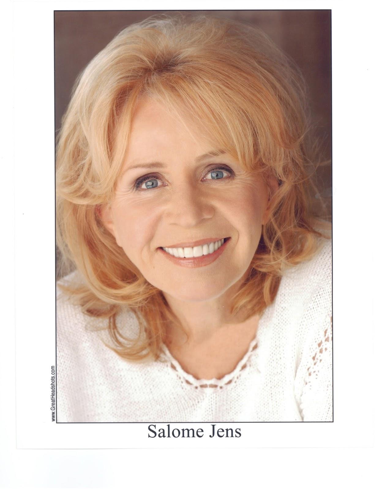 Salome Jens Nude Photos