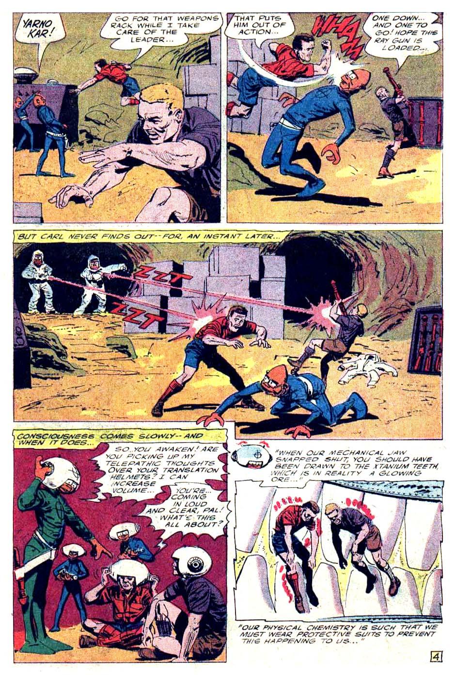 Strange Adventures (1950) issue 187 - Page 27