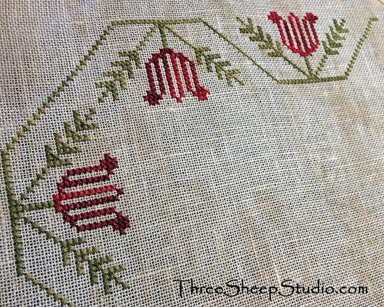 Counted Cross Stitch - ThreeSheepStudio.com