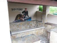 San Pedro camino de Santiago Norte Sjeverni put sv. Jakov slike psihoputologija