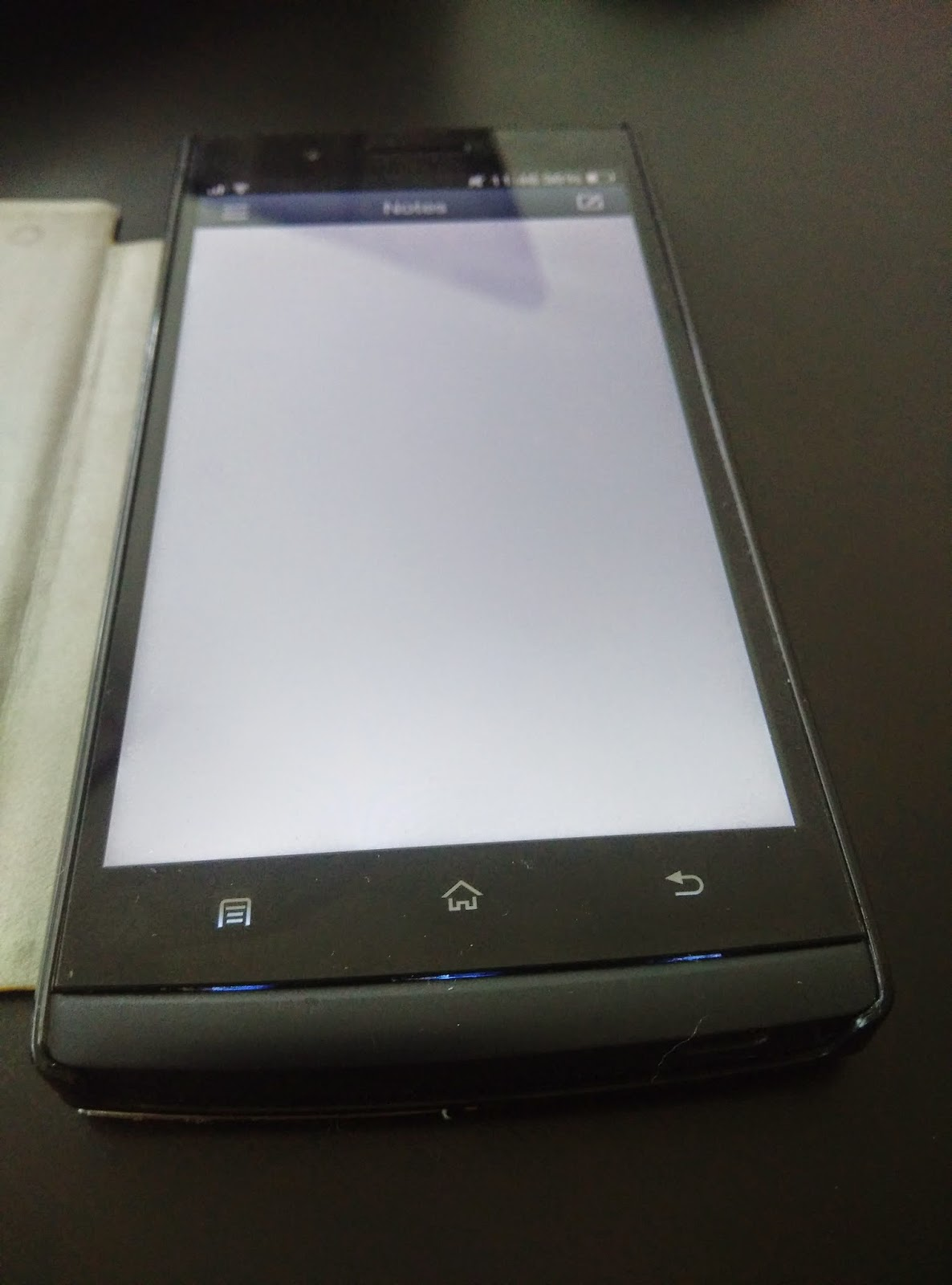 how to replace a broken screen on the oppo rush before starting this operation have the right tools for the job i got mine the replacement screen but not all sellers send them out