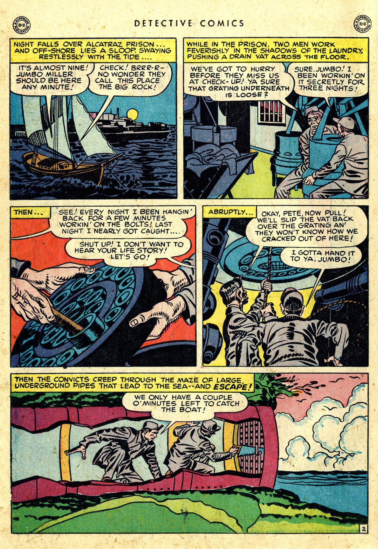 Read online Detective Comics (1937) comic -  Issue #140 - 38