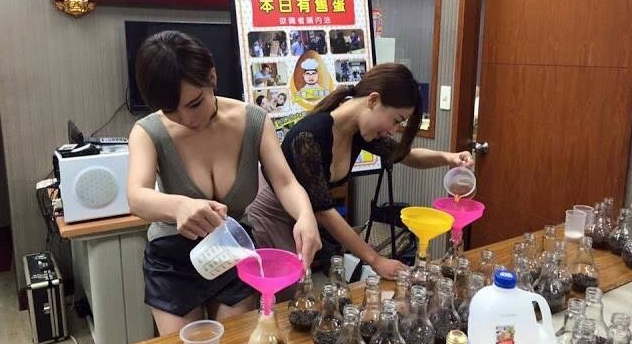 Trend Terbaru Taiwan: Bola Lampu Bubble Tea