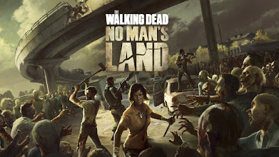 Download Game Android Gratis The Walking Dead : No Man's Land apk + obb