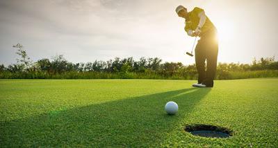 futsal atau golf