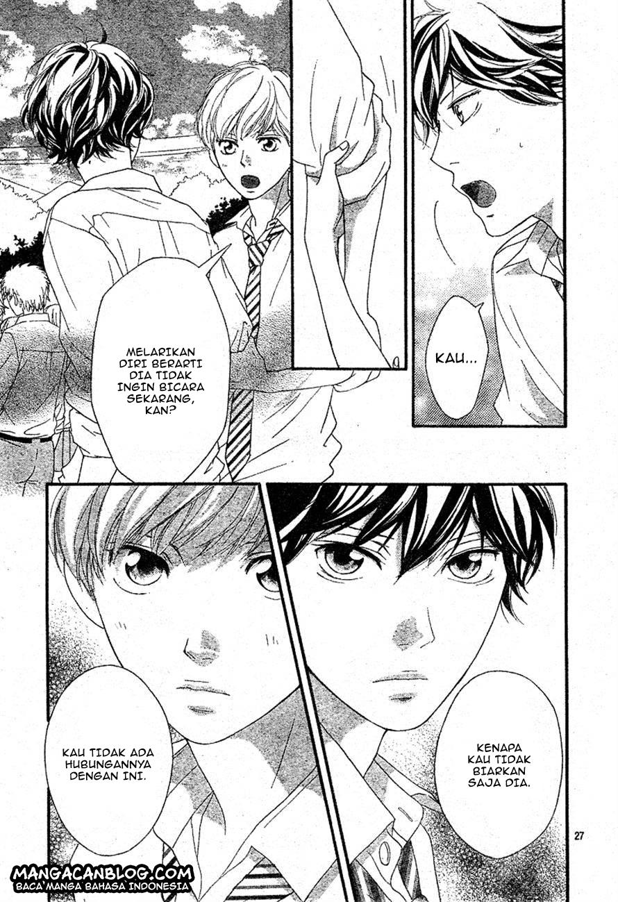 Ao Haru Ride Chapter 21-28