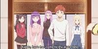 Emiya-san Chi no Kyou no Gohan Episode 3 English Subbed