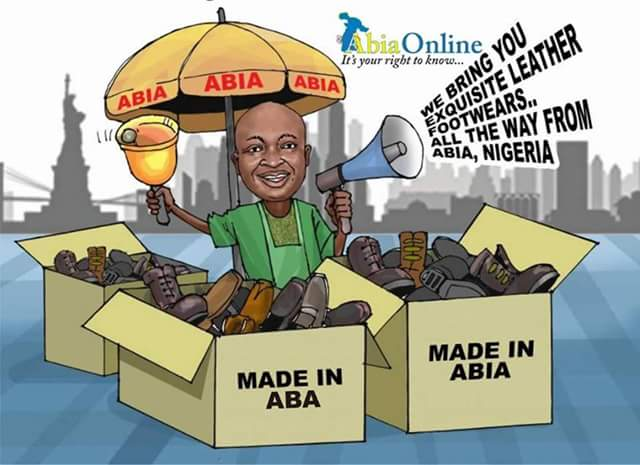 THE IMPACT OF E-COMMERCE AND THE PROMOTION OF MADE-IN-ABA PRODUCTS.