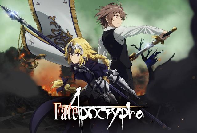 جميع حلقات الموسم الأول من Fate/Apocrypha بلوراي