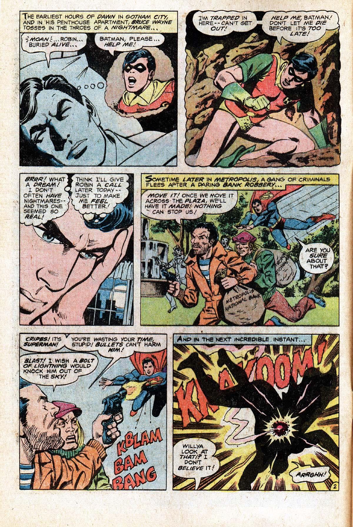 Read online World's Finest Comics comic -  Issue #265 - 4
