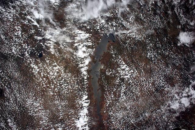 إكتشفوا روعة وجمال الأرض من خلال عدسة رائد فضاء فرنسي