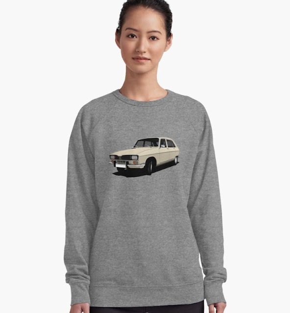 Renault 16 T-shirts and other gif ideas