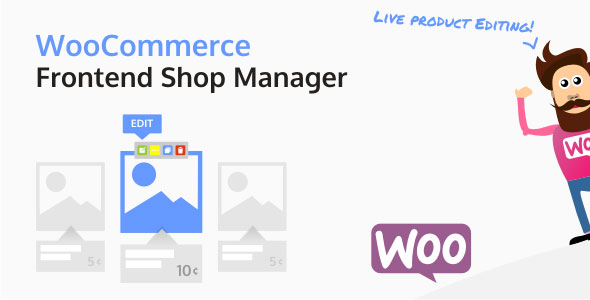 WooCommerce Frontend Shop Manager v4.1.3