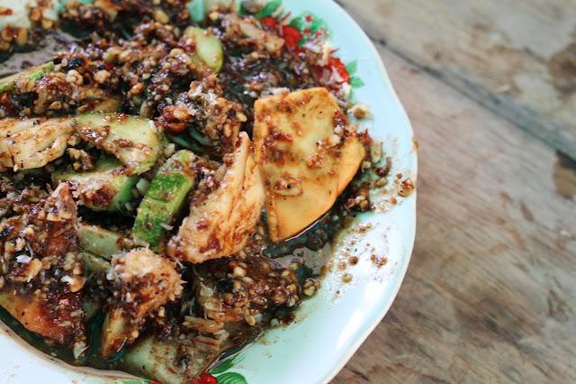 Rujak buah Thai Pui Jie