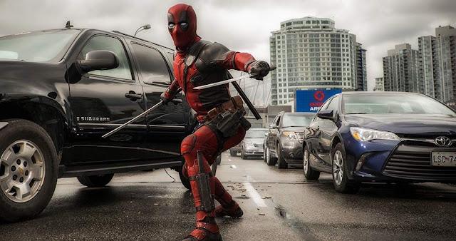 Ryan Reynolds anuncia el Blu-ray de Deadpool