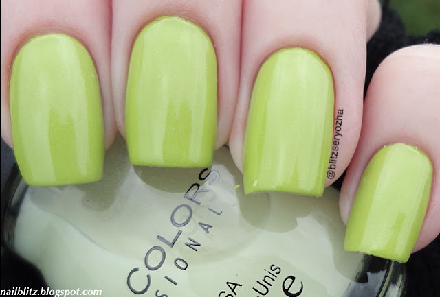 Sinful Colors Glow in the Dark topcoat