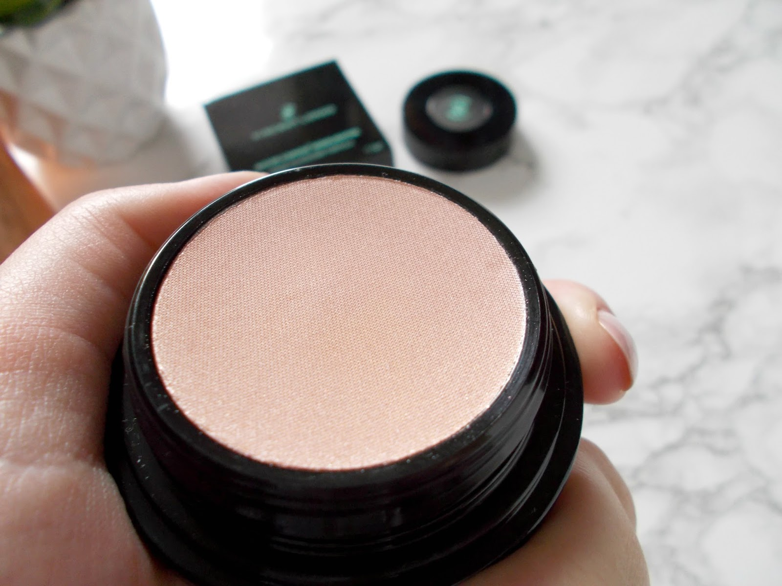 Vincent Longo Water Canvas Highlighter in Mermaid Muse review