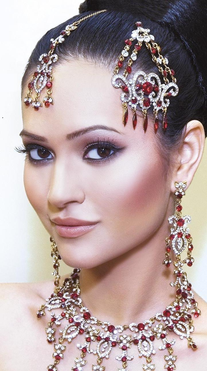 The Indian Wedding Blog Bridal accessories Maang Tika