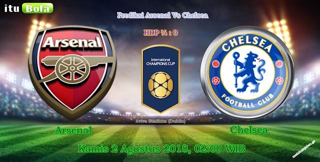 Prediksi Arsenal Vs Chelsea - ituBola